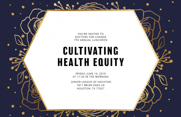 7th Annual Luncheon - Cultivating Health Equity
